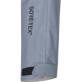 GORE WEAR W's H5 Gore-Tex Active Hooded Jacket Cloudy Blue/Deep Water Blue